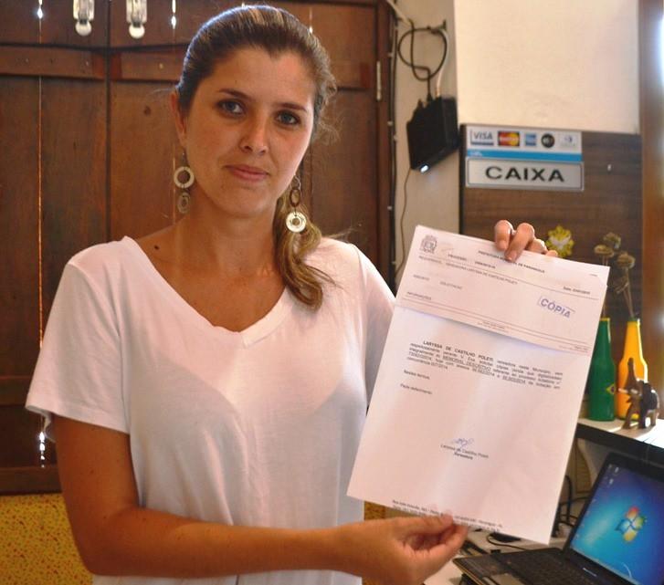 Prefeitura descumpre Lei Federal e Decreto Municipal e não responde ex-vereadora 2