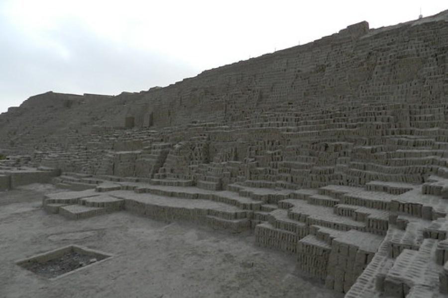 Peru - Lima - Huaca Pucllana - Centro Ceremonial 07