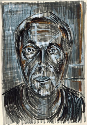 SP after Giacometti by Husdant