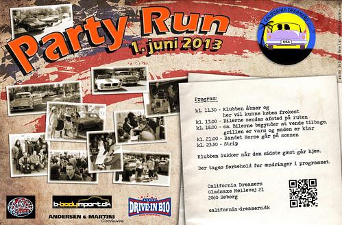 Party Run 2013
