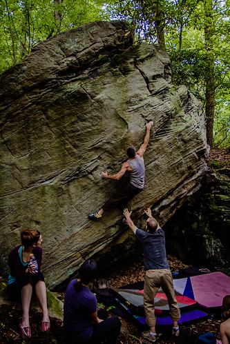 Max W sending Sharp Shooter (V6)