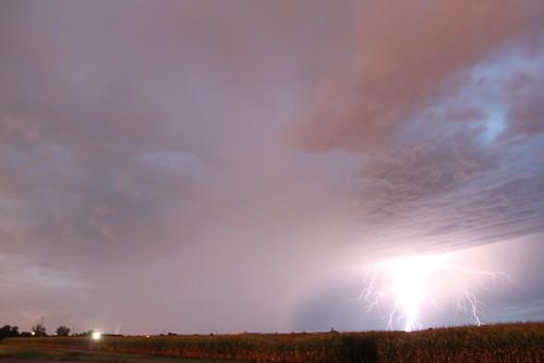 091913 - Early Morning Nebraska Thunderstorms