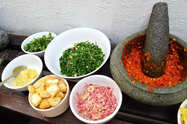 ingredients cooking
