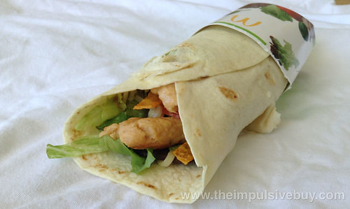 McDonald's Southwest Chicken Premium McWrap