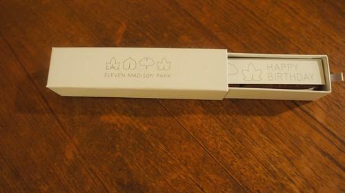 Birthday Gift:  House Made Chocolate Bar