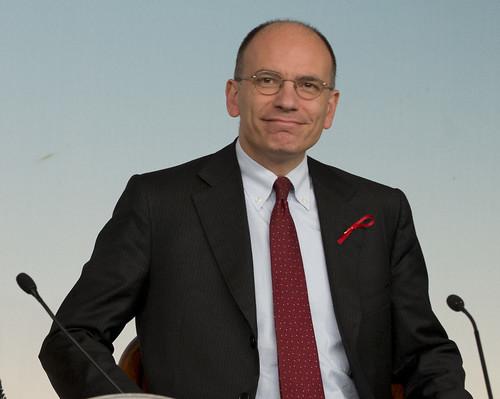 Conferenza stampa del Presidente Letta e del Vice Ministro Guerra by Palazzochigi