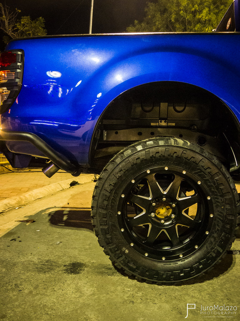 Ford Ranger. - Dagupan City Fiesta Auto Show 2013 - Juro Malazo