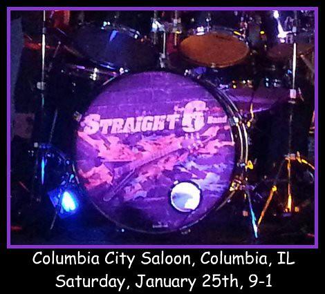 Straight 6 Band 1-25-14