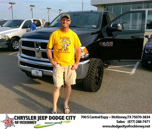 Happy Birthday to Don Henson from David Walls and everyone at Dodge City of McKinney! #BDay by Dodge City McKinney Texas