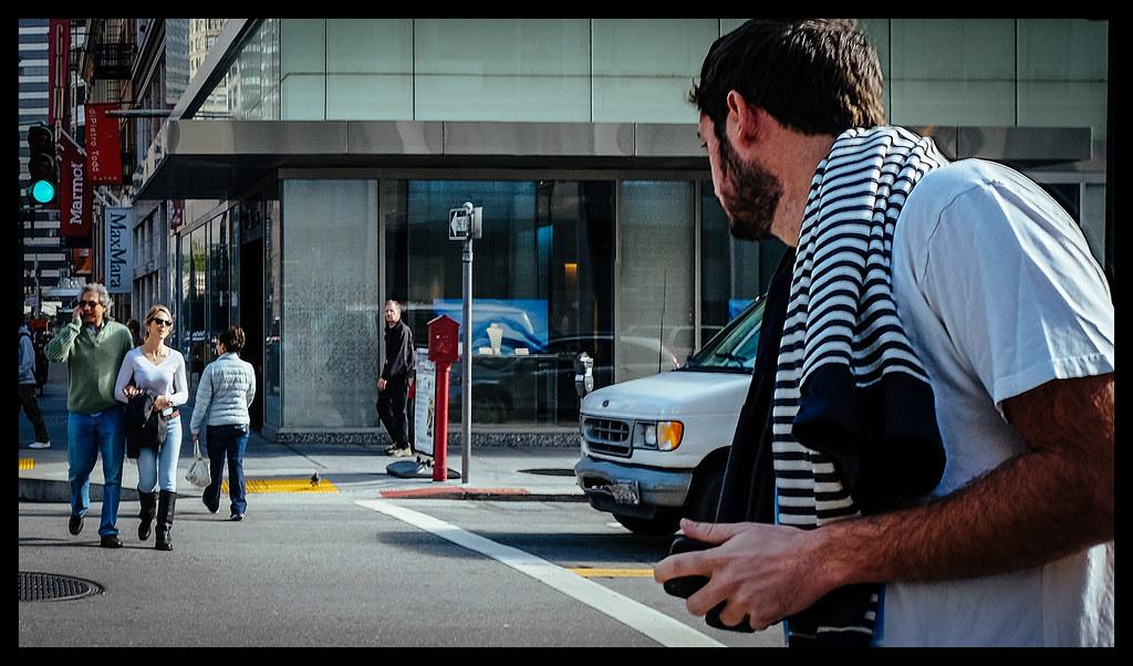 Bystander - San Franciscco - 2014