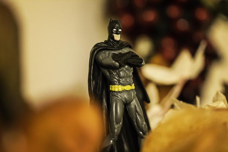 Batman is Unimpressed #4