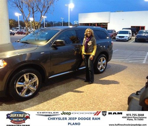 East Hills Chrysler Jeep Dodge Ram Srt: Thank You To Carla Hicks On Your New 2013 #Dodge #Durango