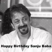 Happy Birthday Sanju Baba.