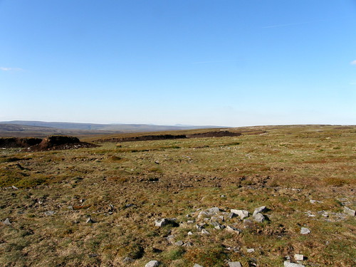 Across the Bowland Moors to Ingleborough