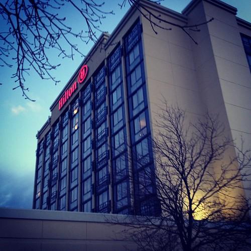 Hilton Ft Collins #colorado by @MySoDotCom