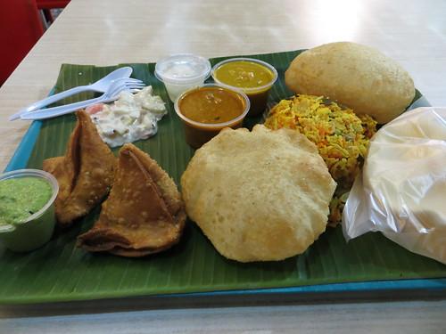 komala's curry