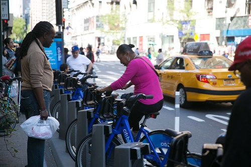 Citi Bike Launch