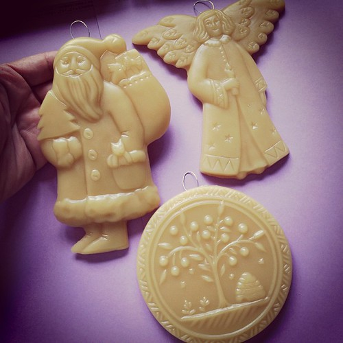 Just love the sweet ornaments we're developing for the holidays! Sneak peak  for you.