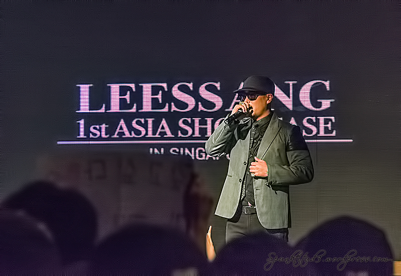LeeSsang - 1st Asia Showcase