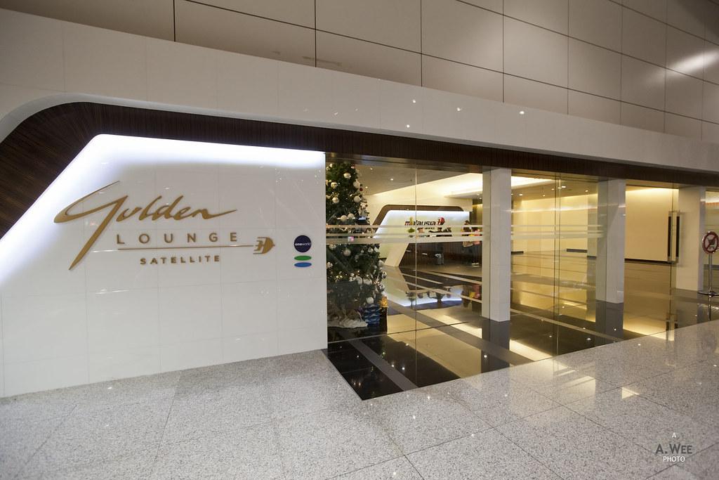 Golden Lounge at KLIA Satellite Terminal