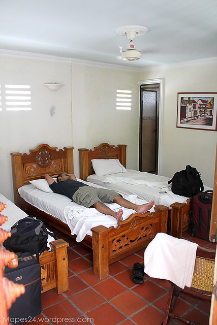 Hostal Baluarte - room