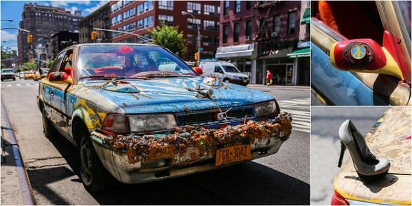 226/365 Weird Car