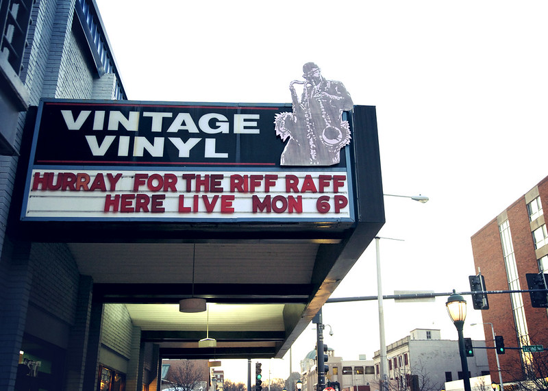 Hurray for the Riff Raff @ Vintage Vinyl