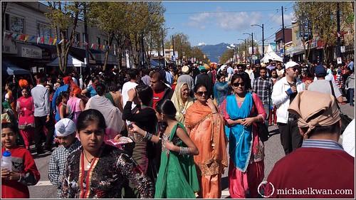 Vancouver Vaisakhi Festival 2014