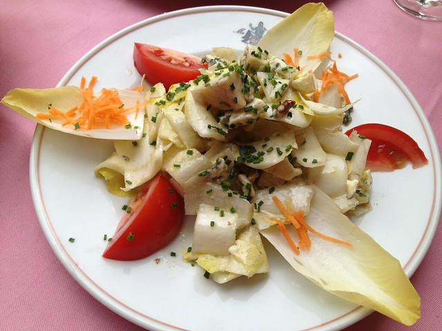 Endive salad - Ma Bourgogne