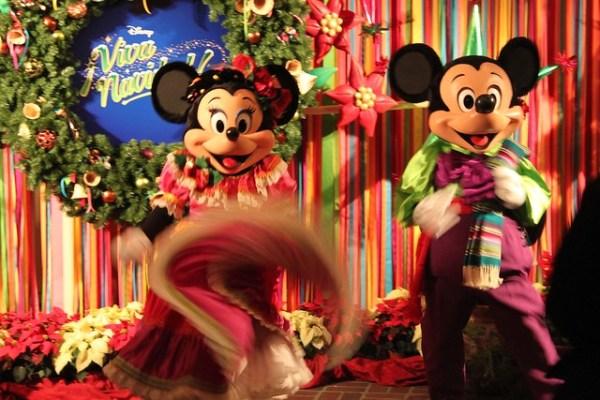 Viva Navidad celebration at Disney California Adventure