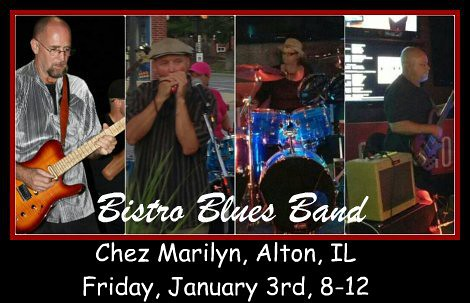 Bistro Blues Band 1-3-14