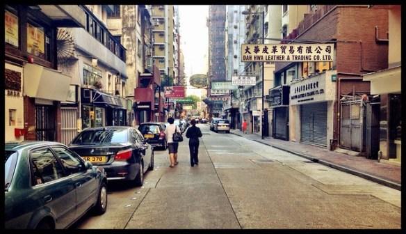 香港-老地方
