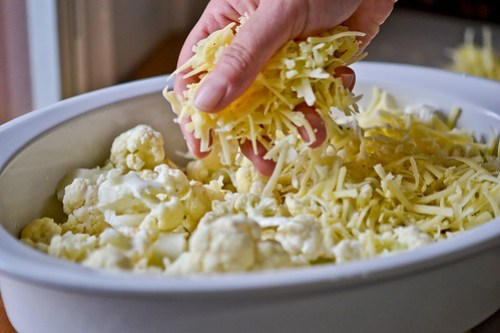 Cauliflower Gratin-7