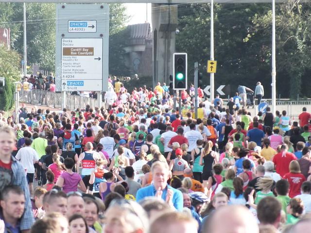 Cardiff Half Marathon 2013