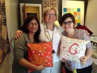Summer teaching at Sew Memphis