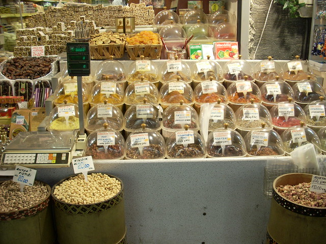 Bazar de las Especias de Estambul