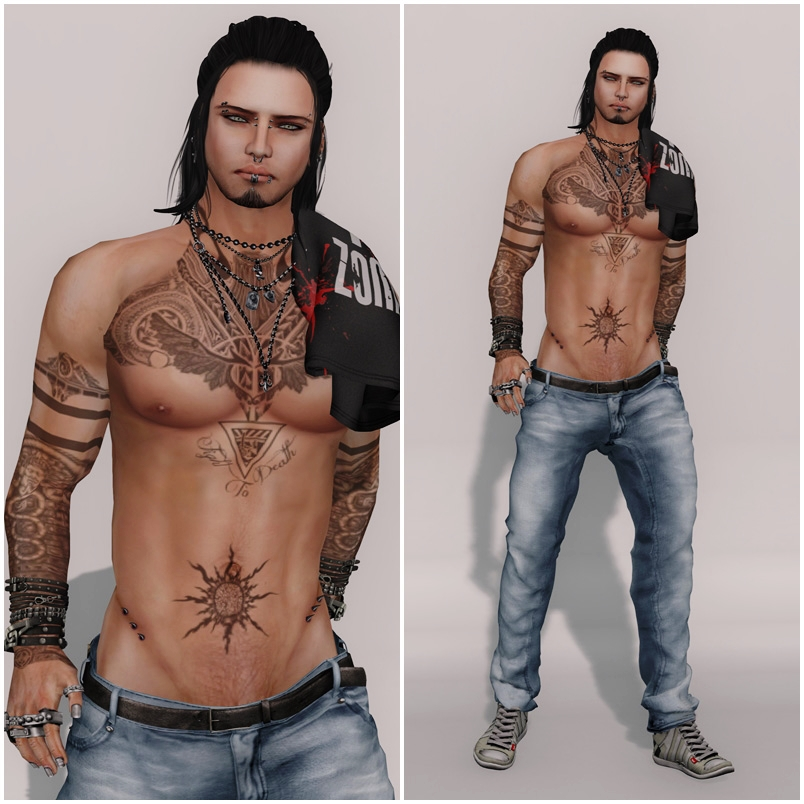 Muschi tattoos