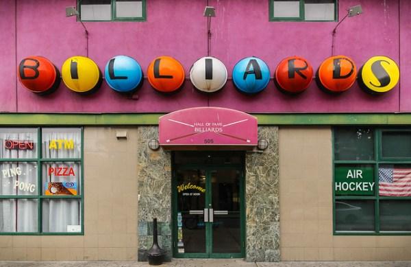240/365 Bay Ridge Billiards