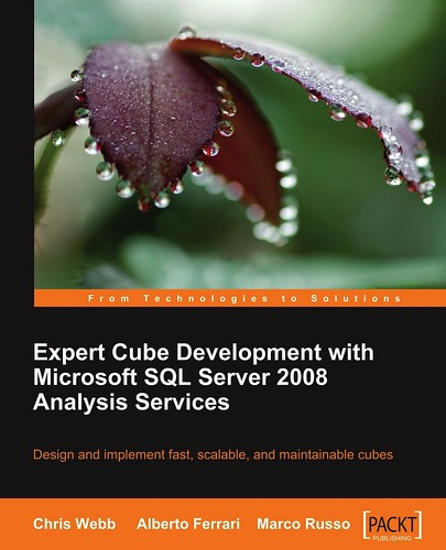 Expert Cube Developpement with Microsoft SQL Server 2008 Analysis Services