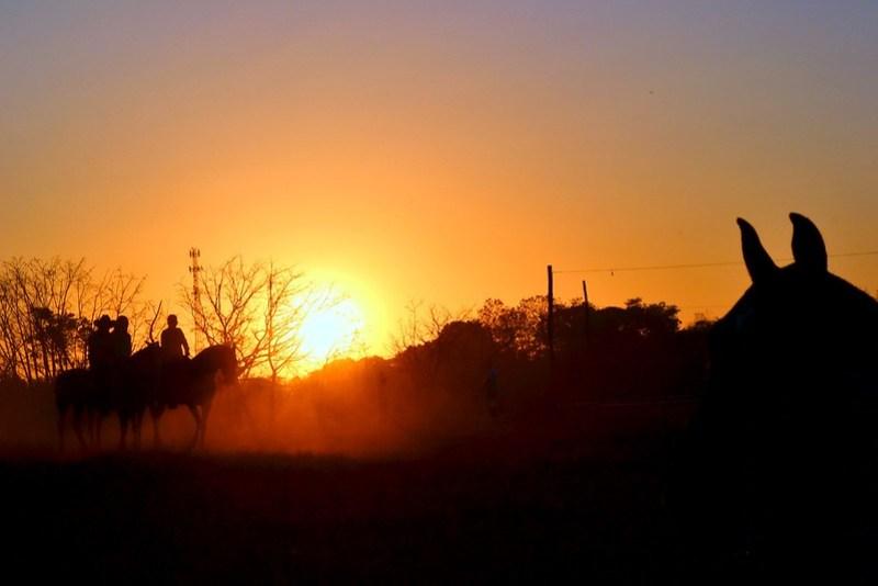 Cobano Sunset