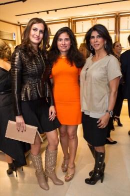 Leyla Alhousseini, Minal Jethmal, Sujata Pherwani