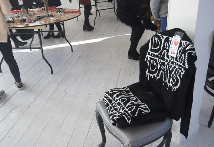 frank & doll sample sale