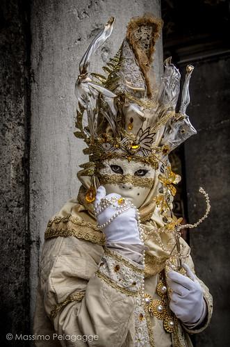 Carnevale Venezia 4 marzo 2014 by Massimo Pelagagge