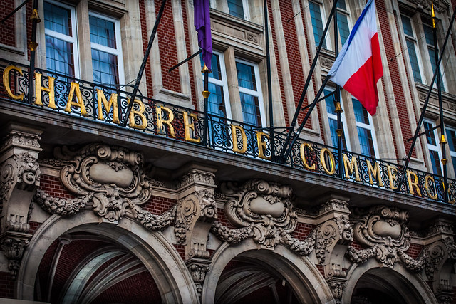 Lille Chamber of Commerce Building