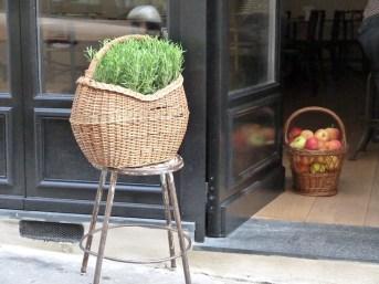 Buvette Gastrotheque - basket
