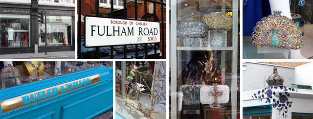 Fullham Road montage