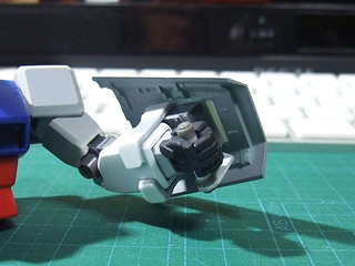 RGM-79LV ジムナイトシーカー2を作る #09 002