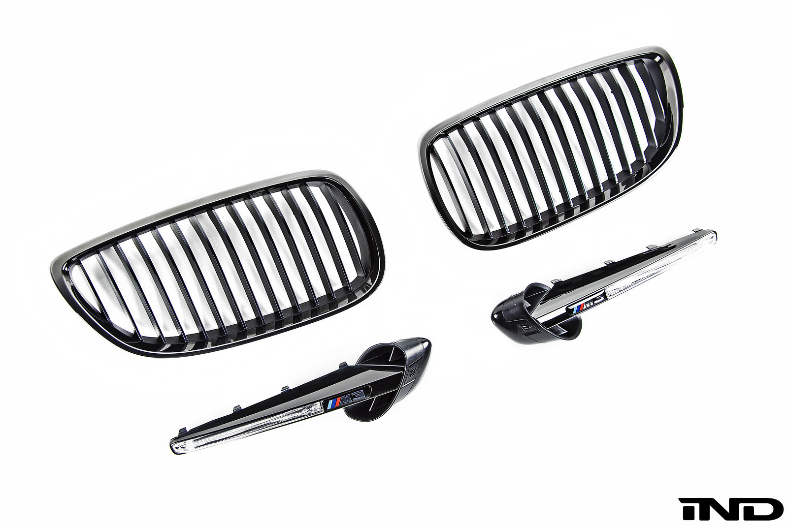 E92 93 M3 Oem Edition Grilles From Ind