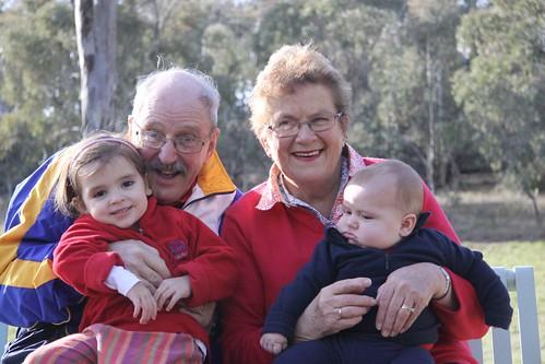 Grandparents & grandkids 3