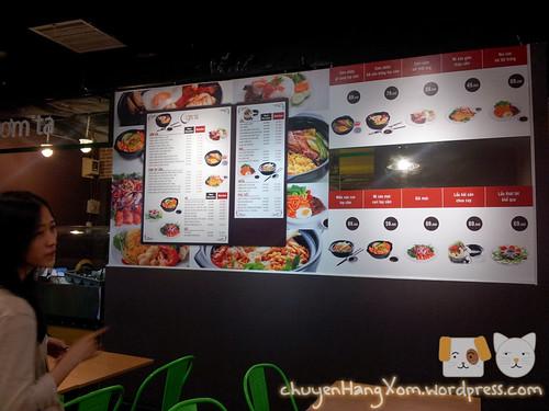 Lê la Food Square - khu ăn uống mới mở ở Vincom B